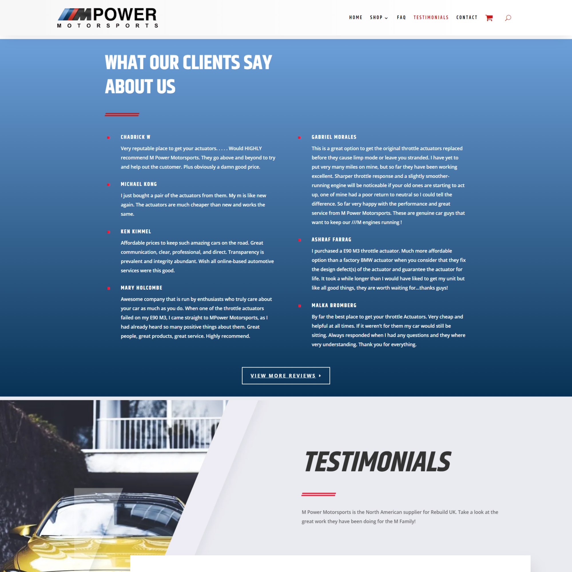 mpowermotorsports About