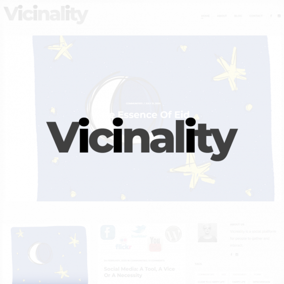 Vicinality profile image