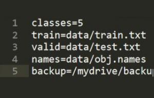 yolov4: Obj.data