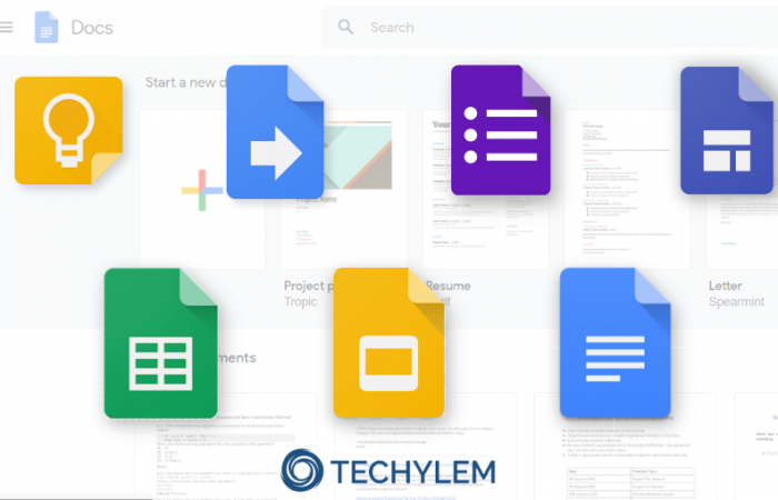 gsuite products