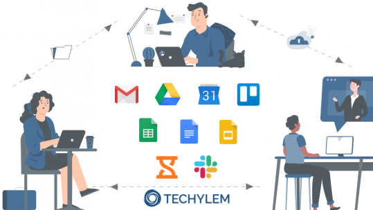 tech tools for remote teams